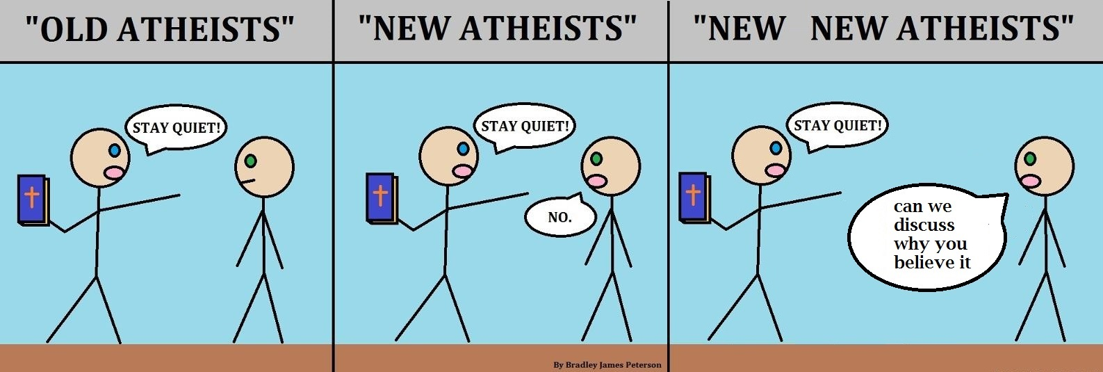 new new atheism